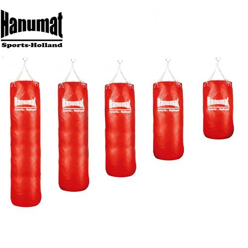 bokszak hanumat rood